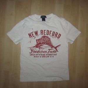 Polo Ralph Lauren New Bedford Boys Tee Shirt